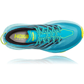 Hoka One One Speedgoat 4 Schoenen Dames, capri breeze/angel blue